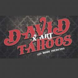 DAVID X - ART TATTOOS AND BODY PIERCING
